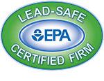 Lead Safe Certified Firm EPA Logo