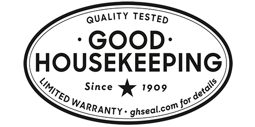 Good Housekeeping Approval Stamp